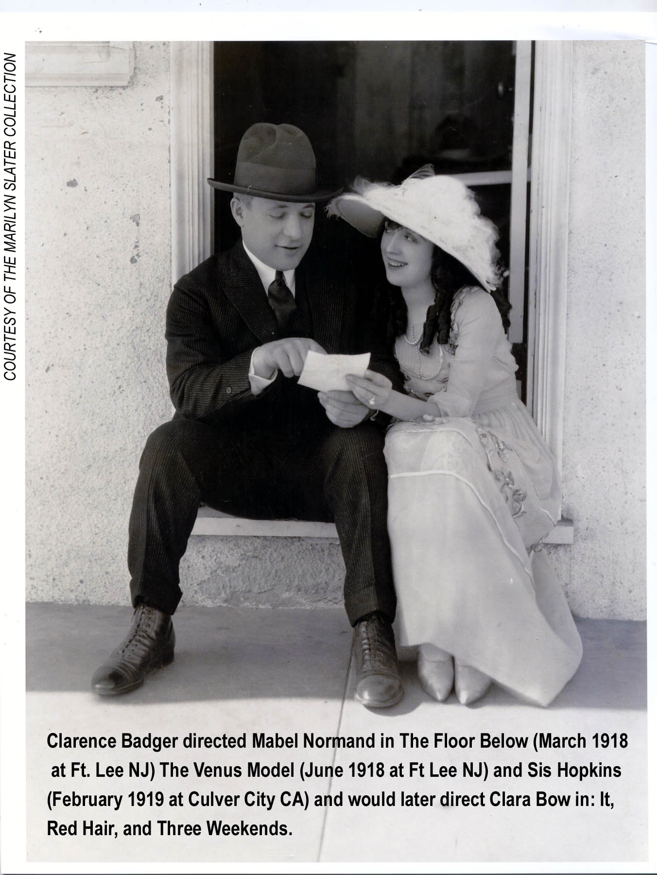 FB05 CLARENCE BADGER & MABEL W CAP.jpg